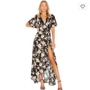 Show Me Your MuMu Marianne Wrap Dress, SM